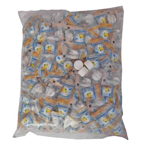 SARAL Magic Coin Tissues Lemon Yellow  500 Pcs